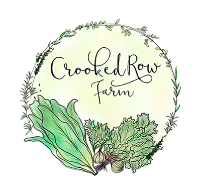 Crooked Row Farm Logo