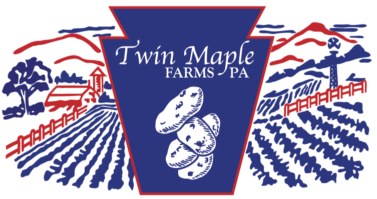 twin maple logo